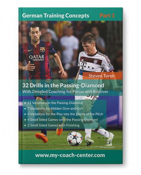 32 Drills in the Passing-Diamond (Booklet)