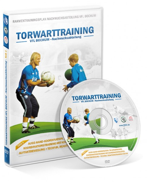 Torwart-Training VFL Bochum - Teil 1 (DVD)