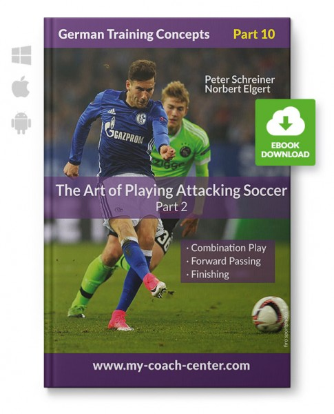 The Art of Playing Attacking Soccer - Part 2 (eBook)