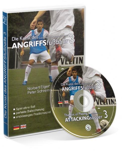 Die Kunst des Angriffsfußballs - Teil 3 (DVD)