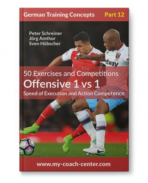 Offensive 1 vs 1 (Booklet)