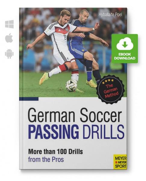 German Soccer Passing Drills (eBook)