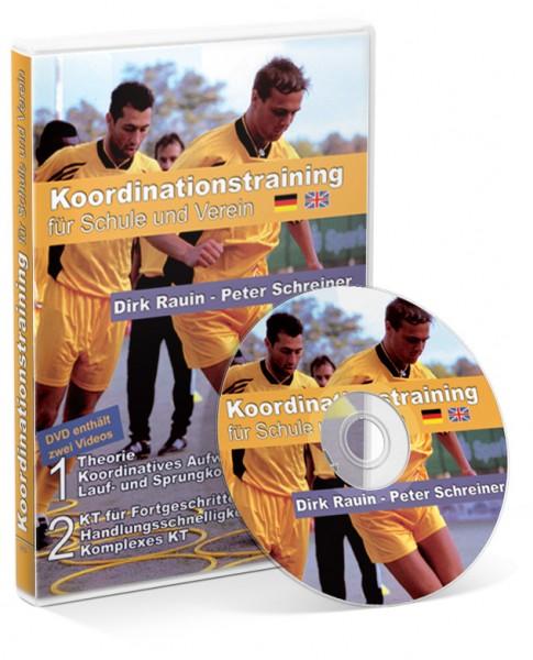 Koordinationstraining für Schule und Verein 1+2 (DVD)