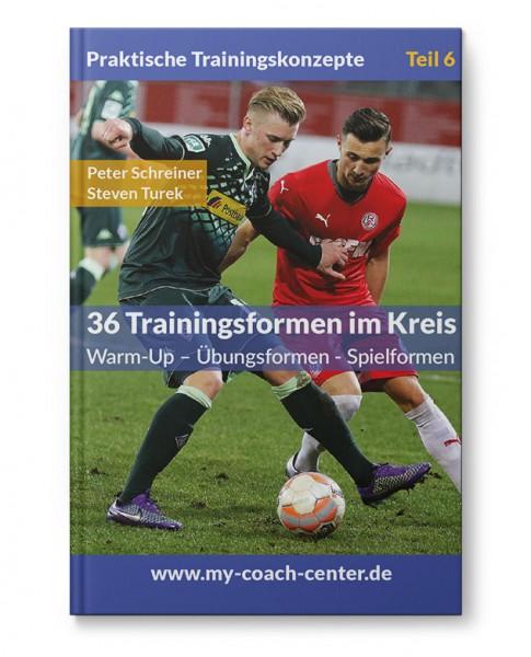 36 Trainingsformen im Kreis (Heft)