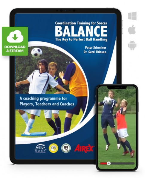 Coordination Training for Soccer - BALANCE (Download)