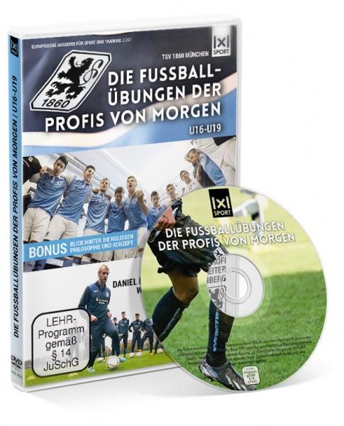Die Fußballübungen der Profis von morgen (DVD)