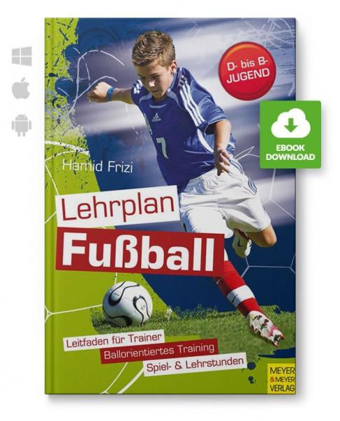 Lehrplan Fußball (eBook)