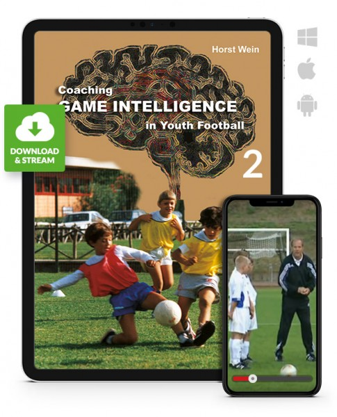 Coaching Game Intelligence in Youth Football - Part 2 (Download)