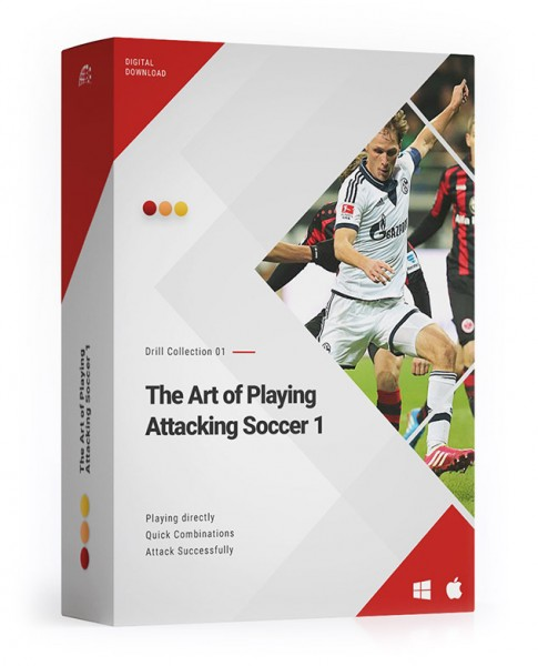 DC 01: The Art of Playing Attacking Soccer 1