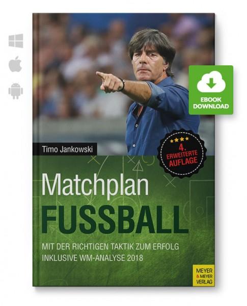 Matchplan Fußball (eBook)