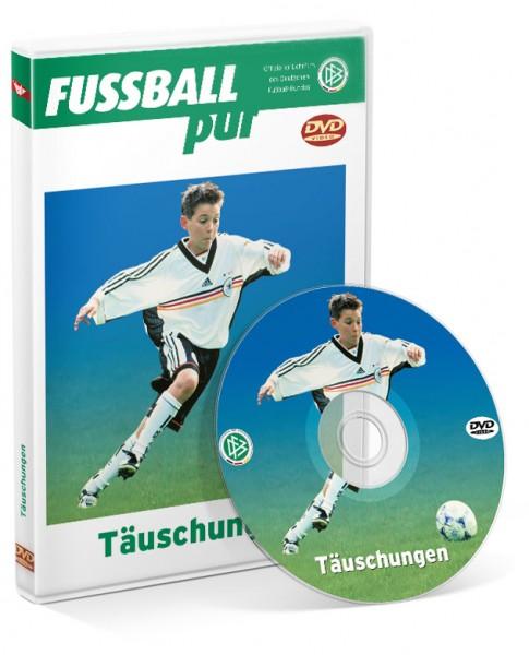 FUSSBALL pur - Täuschung (DVD)