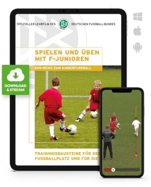 Spielen und Üben mit F-Junioren (Download)