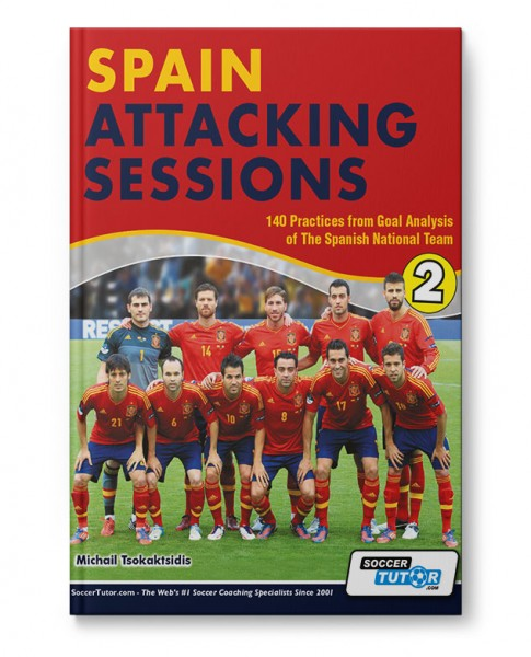 Spain Attacking Sessions - 140 Practices from Goal Analysis (Book)