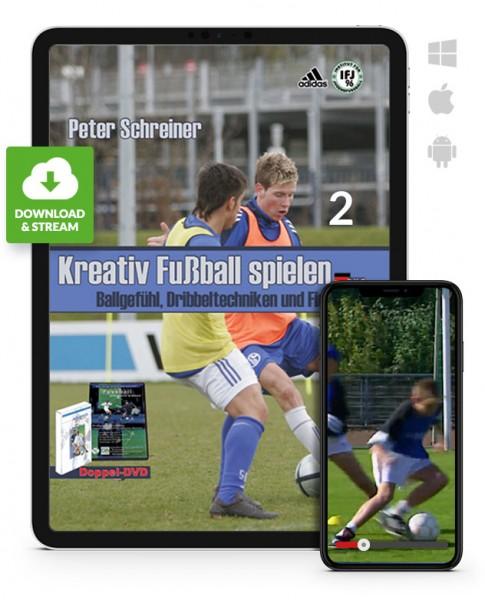 Kreativ Fußball spielen - Teil 2 (Download)