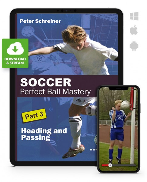 SOCCER Perfect Ball Control - Part 3 (Download)