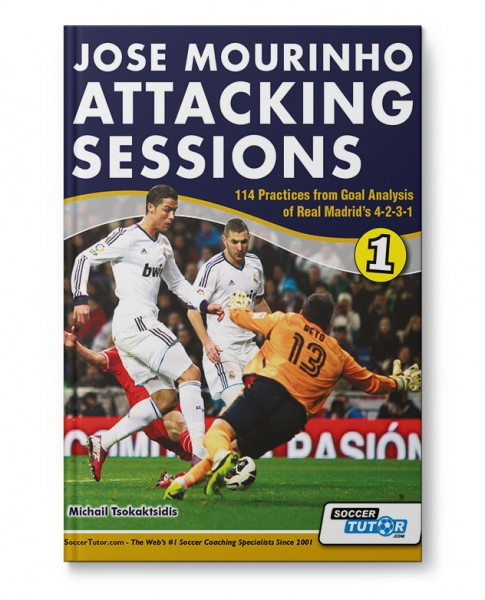 Jose Mourinho Attacking Sessions - 114 Practices from Goal Analysis (Book)