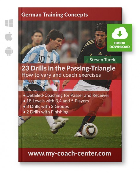 23 Drills in the Passing-Triangle (eBook)