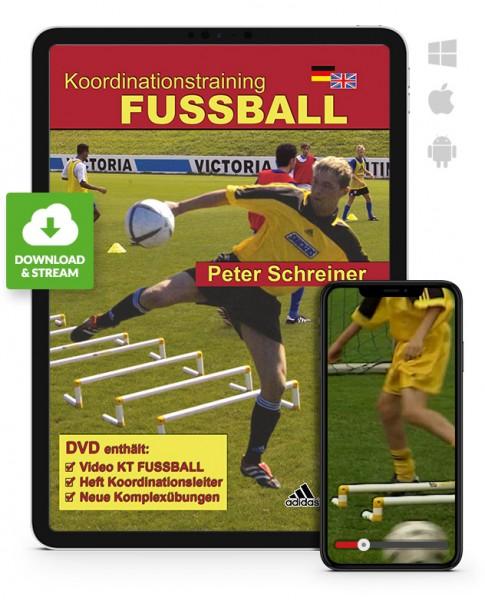 Koordinationstraining FUSSBALL (Download)
