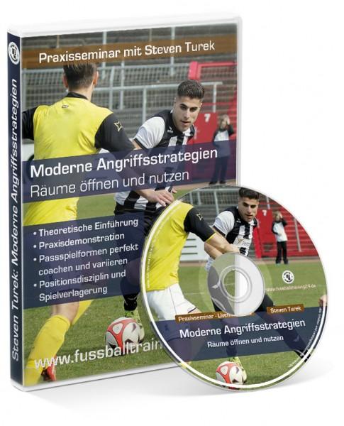 Moderne Angriffsstrategien (DVD)