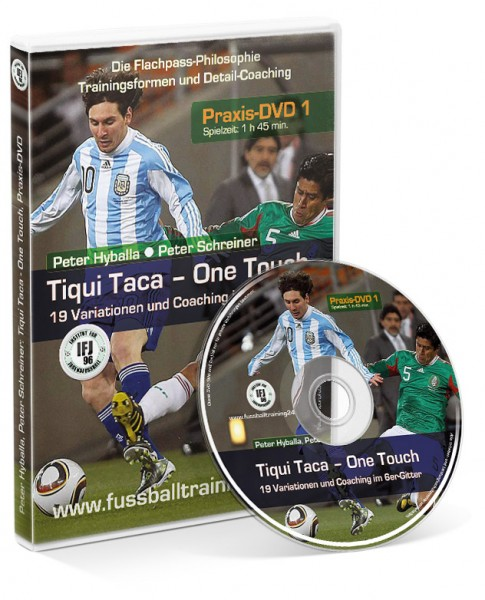 Tiqui Taca - One Touch (DVD)