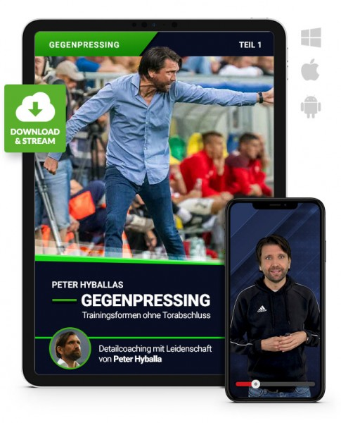 Hyballas Gegenpressing - Teil 1 (Download)