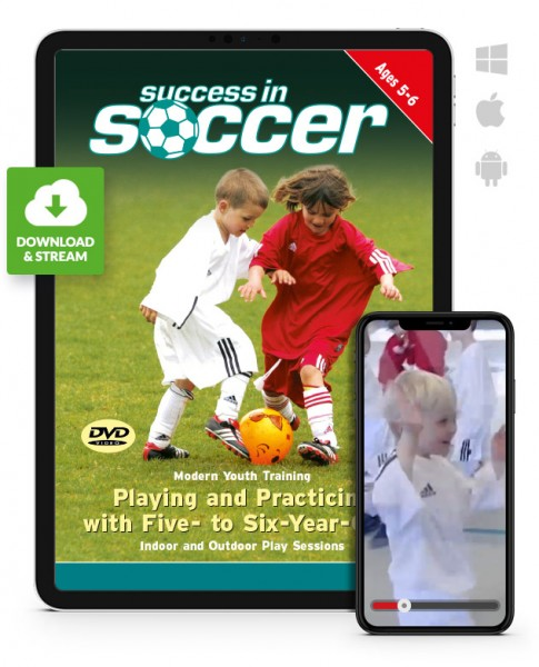 Modern Youth Training - Part 1 - Ages 5-6 (Download)