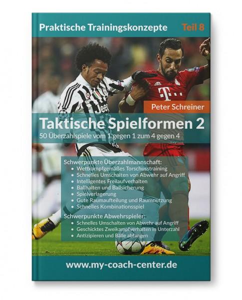 Taktische Spielformen 2 (Heft)