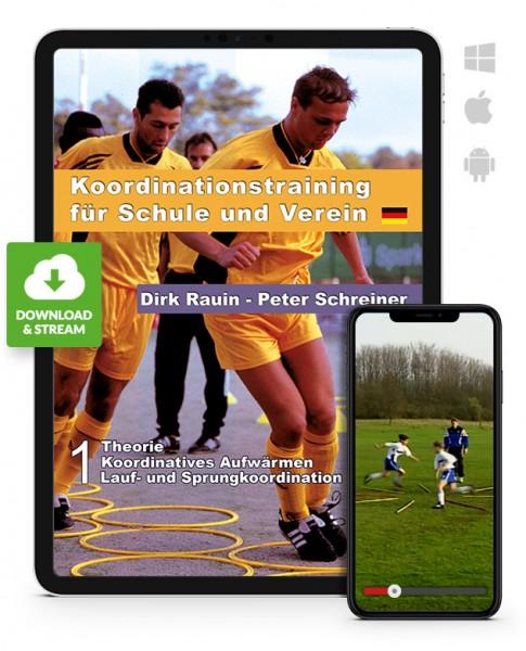 Koordinationstraining für Schule und Verein 1 - Grundlagen (Download)