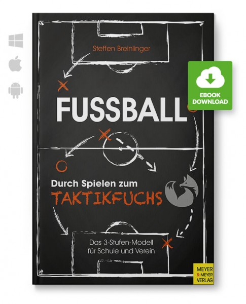 Fußball: Durch Spielen zum Taktikfuchs (eBook)