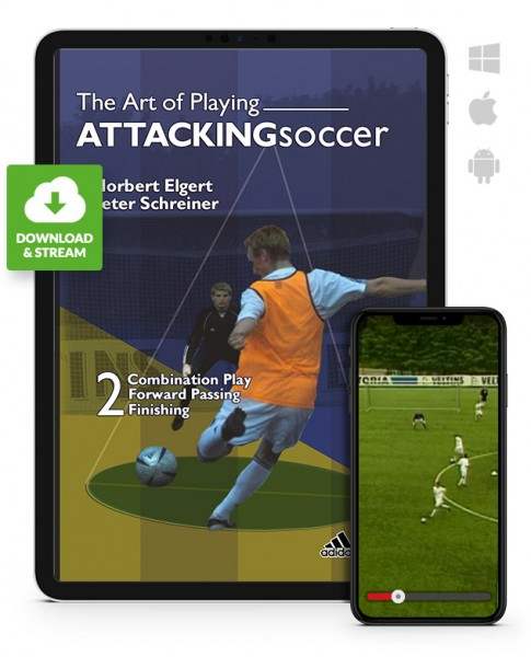 The Art of Playing Attacking Soccer 2 (Download)
