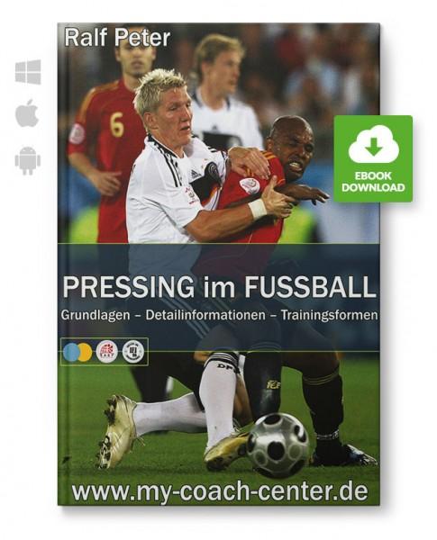 Pressing im Fussball (eBook)