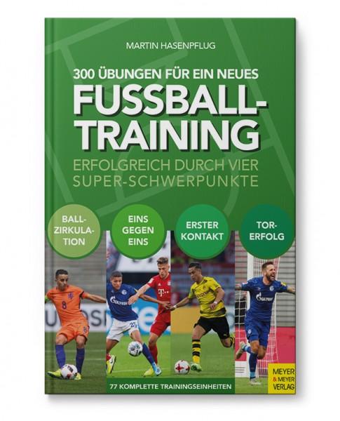 300 Übungen für ein neues Fußballtraining (Buch)