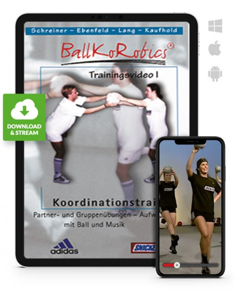 BallKoRobics 3 - Trainingsvideo (Download)