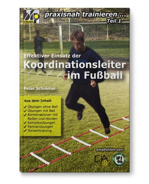 Effektiver Einsatz der Koordinationsleiter im Fussball (Heft)