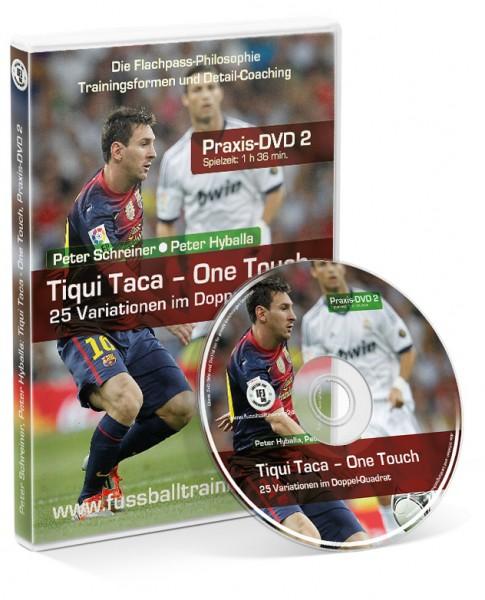 Tiqui Taca - One Touch - Vol. 2 (DVD)