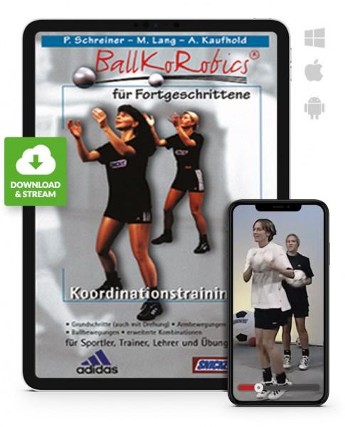 BallKoRobics 2 - Fortgeschrittene (Download)