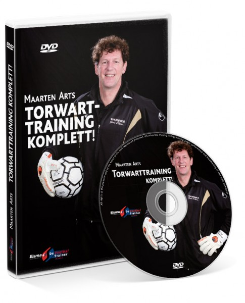 Torwart-Training Komplett (DVD)