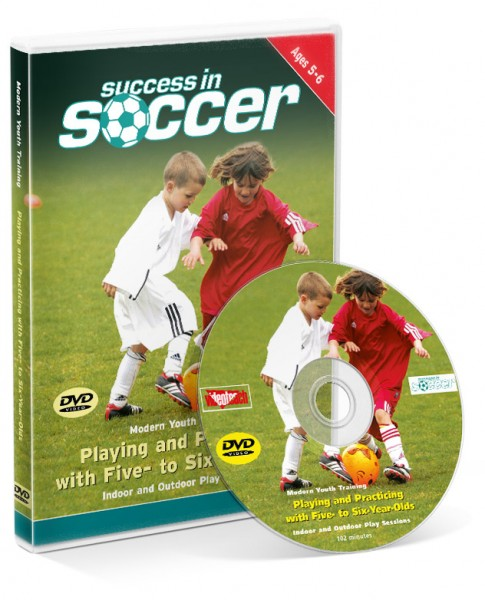 Modern Youth Training - Ages 5-6 (DVD)