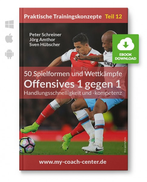 Offensives 1 gegen 1 (eBook)