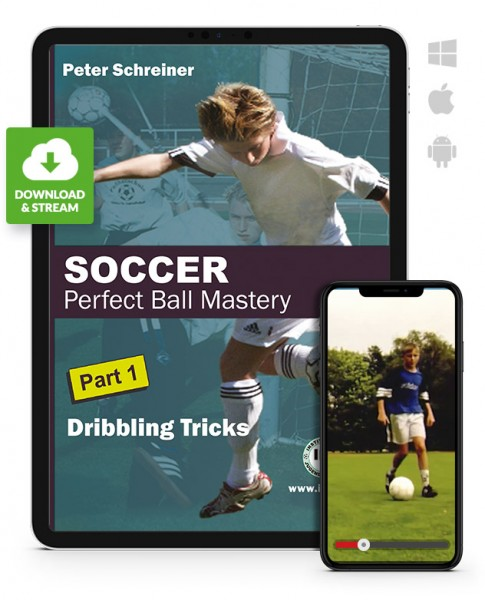 SOCCER Perfect Ball Control - Part 1 (Download)