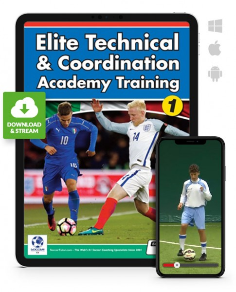 Elite Technical & Coordination Academy Training - Part 1 (Download)