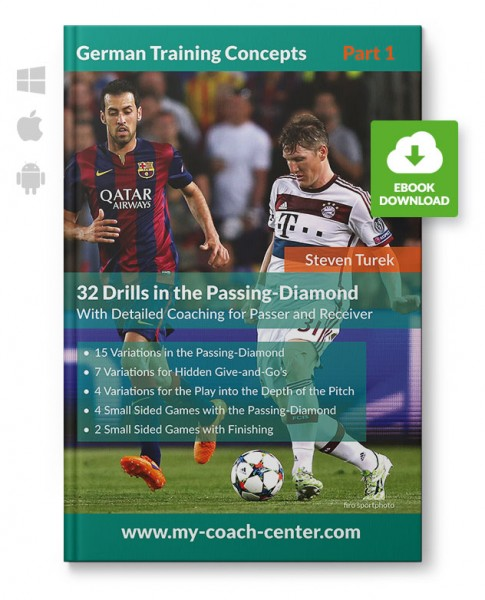 32 Drills in the Passing-Diamond (eBook)