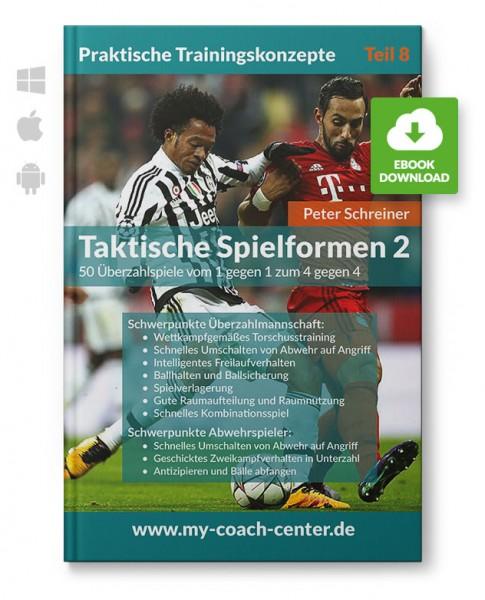 Taktische Spielformen 2 (eBook)