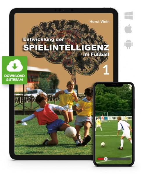 Die Entwicklung der Spielintelligenz im Fußball - Teil 1 (Download)
