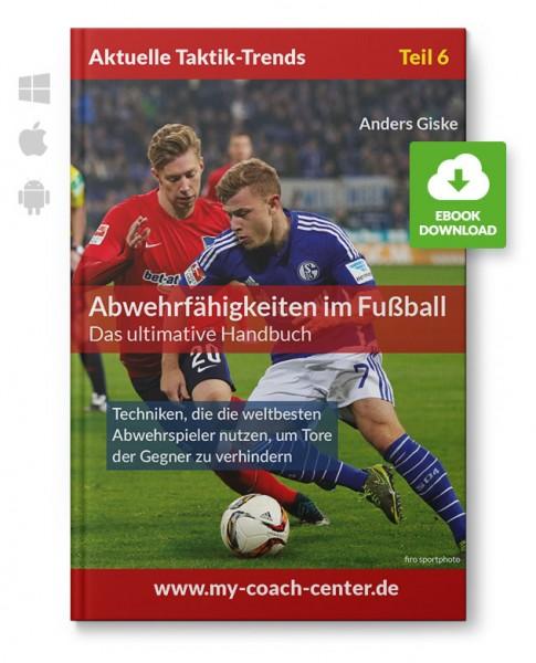 Abwehrfähigkeiten im Fußball (eBook)