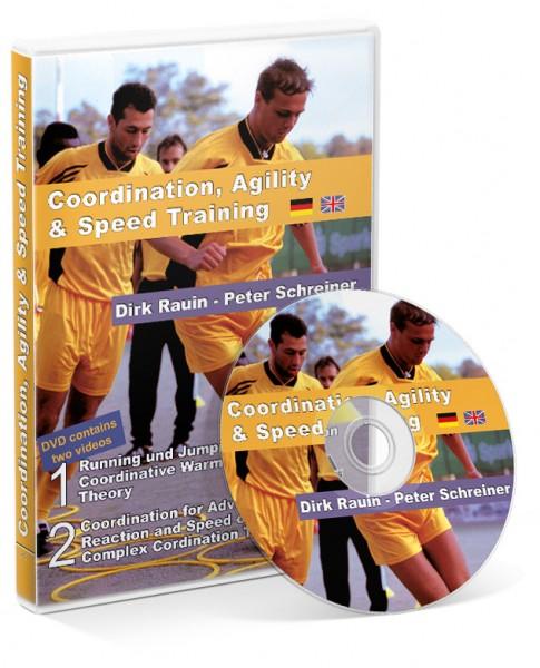 Coordination, Agility & Speed Training (DVD)