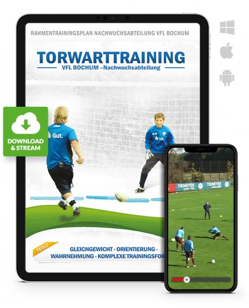Torwart-Training VFL Bochum - Teil 2 (Download)