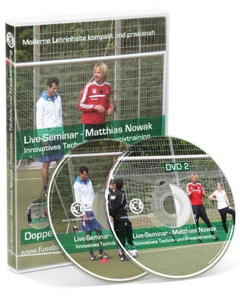 Innovatives Technik- und Kreativtraining (Doppel-DVD)