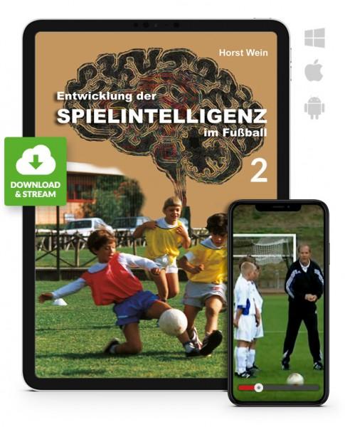 Die Entwicklung der Spielintelligenz im Fußball - Teil 2 (Download)