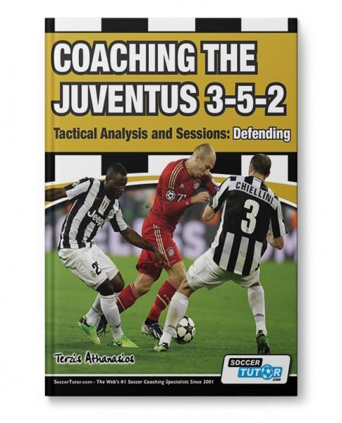 Coaching the Juventus 3-5-2 - Defending (Book)